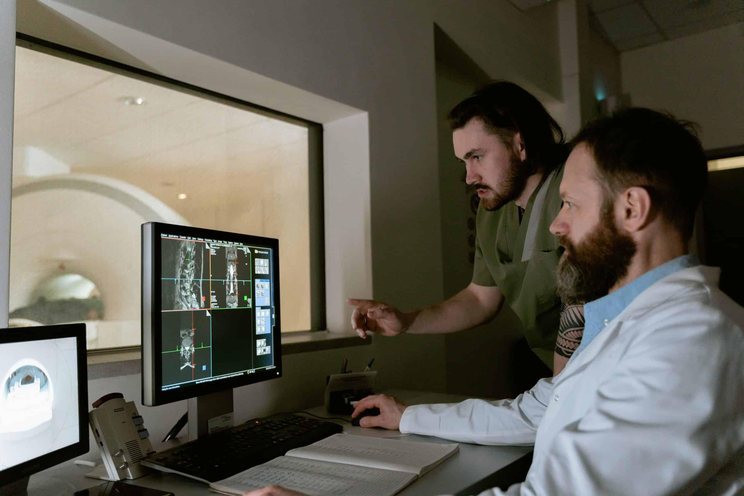 Imagerie médicale et radiothérapie